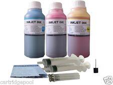 3x250ml/s Tri-color refill ink for Canon printer  CL-211 CL-241 CLI-226