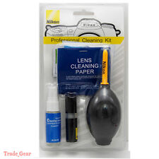 NEW Professional 7in1 Lens Cleaning kit For Nikon Canon Fuj Pentax Sony Olympus
