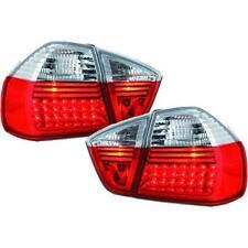 Coppia fari fanali posteriori TUNING BMW Serie 3 E90 05-08 LED rosso bianco berl