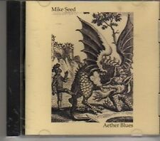 (CD534) Mike Seed, Aether Blues - 2008 DJ CD