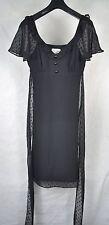 Alice Temperley Target Polyester Black Dress 3