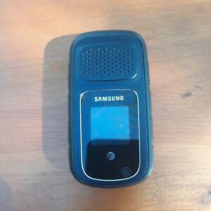 Samsung Rugby 4 SM-B780A Black (AT&T) Phone with 2000 mAh batt