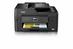 Brother Imprimante Multifonctions MFC-J6530DW 4-in-1 WLAN USB2.0 Airprint Noir