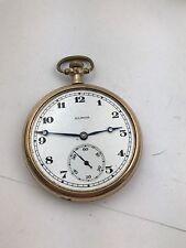 Antique ILLINOIS 15 Jew Pocket Watch