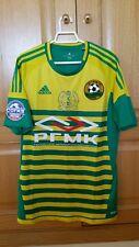 camiseta Kuban Krasnodar Rusia Match Worn I.Popov Bulgaria Shirt Original Trikot