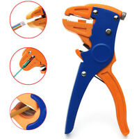 New Automatic Wire Cable Strippers Cutters Pliers for Ribbon Electrician Tools