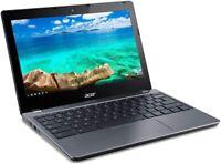 Acer Chromebook C740-C4PE Intel Celeron 3205U 1.5GHz 4GB 16GB SSD Refurbished