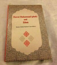 Hazrat Muhammad (pbuh) And Islam By Imam Abdul Mabud Chowdhury