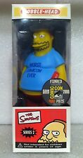 The Simpsons Comic Book Guy Funko Wacky Wobbler Comicon 480 piece Limited Ed