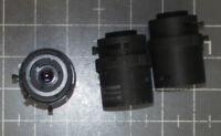 3) Pelco Varifocal Lens 2.8~12mm ASPHERICAL 1:1.4 1/3 CCTV CS camera 3 pcs.