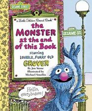 The Monster At The End Of This Book (little Golden Board Book): By Jon Stone
