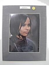 Angel Salvadore (X-Men) photo SIGNED by Zoë Kravitz! COA included.