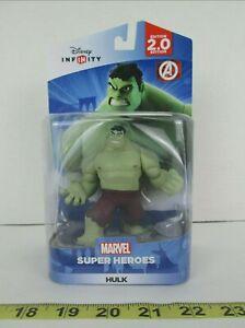 New In Original Package Disney Infinity Marvel Super Heroes Hulk Figure & Card