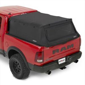 Softopper folding truck camper cap