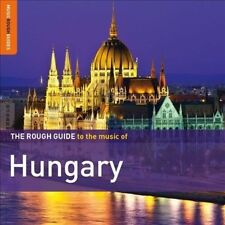 Hungary - World Music - ROUGH GUIDE TO THE MUSIC OF HUNGARY CD [2012]
