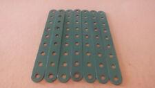 (99) Märklin Metallbaukasten 7x 10009 Flachband (2)