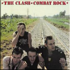 The Clash Photo Quality Magnet: Combat Rock