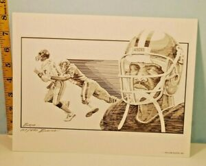 1991 William Burita Ltd. Ed Litho Charles Haley San Francisco 49ers #107 of 490
