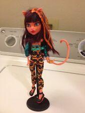 Mattel MONSTER HIGH Freaky Fusion Cleo de Nile Doll