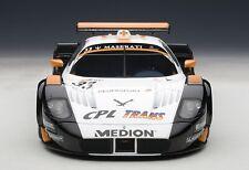 Maserati Mc12 #33 FIA Gt1 Championship 2010 Heger / Muller 1 18 81036 Autoart