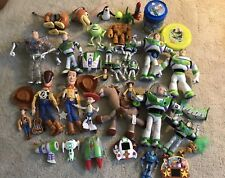 Big Toy Story Collection Lot Disney Pixar -Buzz, Woody, Jessie, many characters!