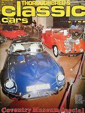 Purosangue & auto d'epoca Dec 1980 Mini Cooper, Ferrari Dino, FORD Y Tipo, ecc.