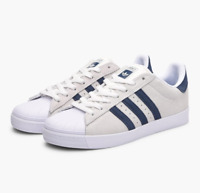 New & Authentic Adidas Superstar Vulc ADV Trainers Mens Shoes UK Size 11 EU 46
