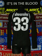 4.5/5 PAOK FC adults M #33 Atanasiadis Αθανασιάδης original football shirt