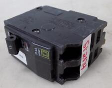 Square D Type Tipo Qob 20A 120/240Vac 2P Plug-In Circuit Breaker Ac-656