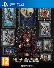 KINGDOM HEARTS ALL IN ONE PACKAGE PS4 VIDEOGIOCO PLAY STATION 4 GIOCO UK IMPORT