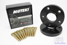Muteki Forged 20mm Hub Centric Wheel Spacer + Extend Stud, 5x114 64.1mm 12x1.5