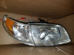 2002 2003 2004 2005 SAAB 9-5 PASSENGER RIGHT HID XENON HEADLIGHT HEAD LAMP