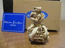 Harmony Kingdom Artist Adam Binder Sticking Around Lizards Eden Series Uk Made
