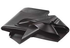Telo PVC nero atossico laghetto 0,5 mm stabilizzato UV pretagliato 4 x 3 metri