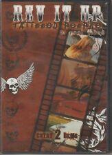 D.V.D MOVIES.DB10   REV IT UP : TATTOOED PEOPLE & COOL RIDES DVD