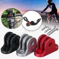 Alu Fahrrad  Kamerahalterung für Gopro & Garmin Edge / Bryton