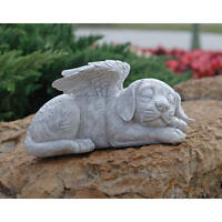 Design Toscano Exclusive Dog Memorial Angel Indoor Outdoor Pet Statue