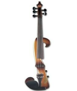 Very rare 5 strings pro violin Rave