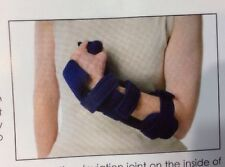 COMFY SPLINTS ADJUSTABLE CONE HAND ORTHOSIS WITH INSTRUCTIONS & NET CASE