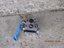 carburateur tronconneuse husqvarna 236