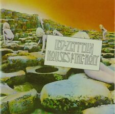 CD-LED ZEPPELIN-Houses of the Holy - #a1844