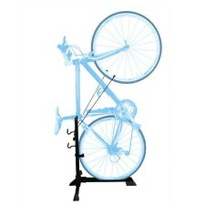 Bike Stand for Vertical, Horizontal, Maintenance Positions, Space Saving Bicycle