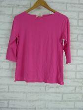 MELA PURDIE Top/Blouse Sz AU 12, M Pink