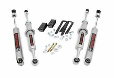 """Rough Country 3.0"""" Suspension Lift Kit, for 05-19 Tacoma; 74531"""