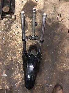 Yamaha Ys125 Front Forks 2018