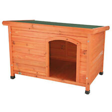 New listing Trixie Large Dog Club House Hinged Lid Allows Easy Cleaning Great Value Shelter