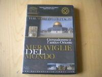 Meraviglie del mondo 5 Gerusalemme e l'antico orienteDVDarte storia viaggi