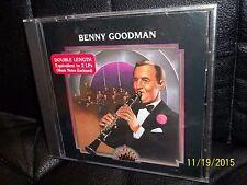 NEW SEALED TIME LIFE BIG BANDS BENNY GOODMAN CD HARD TO FIND HTF BUYT IT LLOK