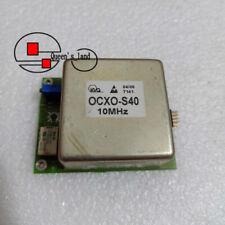 1 Vi G Kvg Ocxo S40 10mhz 12v 5525cm Ocxo Crystal Oscillator