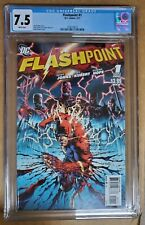 FLASHPOINT #1 CGC 7.5 Basis for Upcoming Movie 2011 GEOFF JOHNS ANDY KUBERT